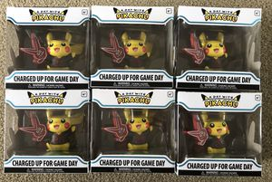 Pokemon Center A Day With Pikachu Charging Up For Game Day Funko Pop Vinyl Collectible Figure for Sale in Cypress, CA