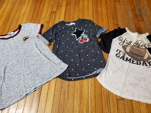 Girls Medium Shirt Bundle for Sale in Pasadena, TX