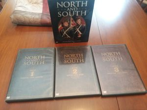 North and South DVD set for Sale in Miramar Beach, FL
