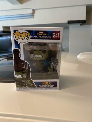 Funko POP Hulk (#241) for Sale in Seattle, WA