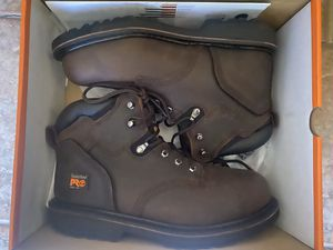 Timberland Pro Steel Toe Boots for Sale in Hayward, CA