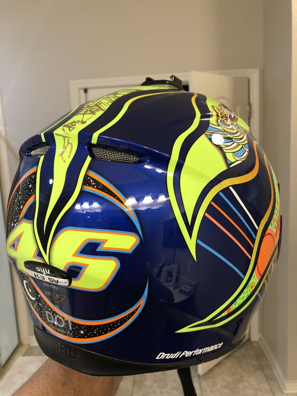 AGV K3 Full Face motorcycle helmet