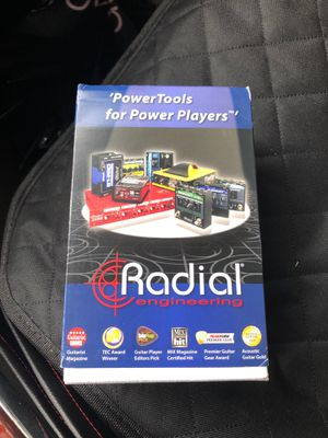 Radial Reamp for Sale