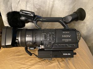 Professional HDV camera package for Sale in Portland, OR