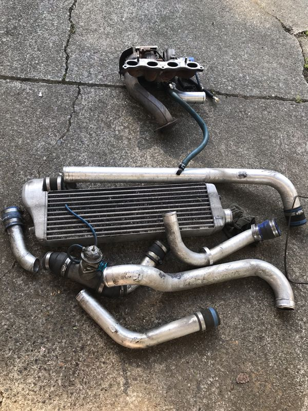 K20/ k24 rsx ep3 turbo kit and kpro v2 for Sale in Seattle, WA - OfferUp