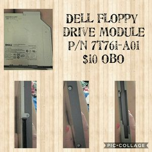 Dell floppy module for Sale in Abilene, TX