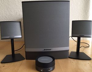 Bose Companion 3 Series II Speakers for Sale in Las Vegas, NV