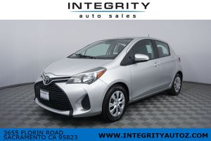 2017 Toyota Yaris for Sale in Sacramento, CA