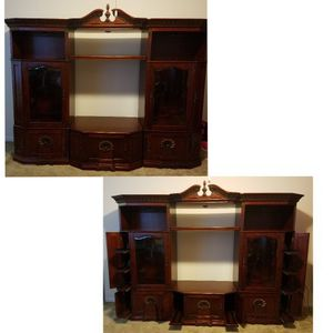 Moving Sale!!! Beautiful Home Entertainment Center for Sale in Austin, TX