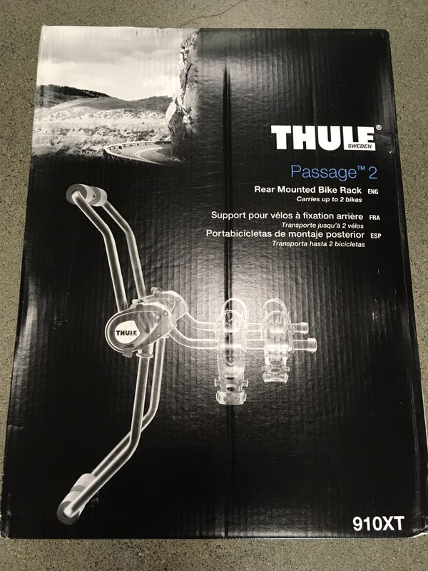 Thule Passage 2 Trunk Mount Bike Rack