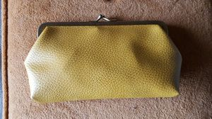 Yellow style vintage clutch wallet purse for Sale in Portland, OR