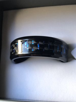 New Mens Titanium /carbon fiber ring Retail $199! for Sale in HUNTINGTN BCH, CA