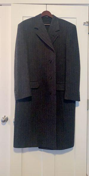 London Fog Mens Trench Coat for Sale in Riverton, UT