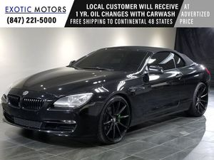 2012 BMW 6 Series for Sale in Rolling Meadows, IL
