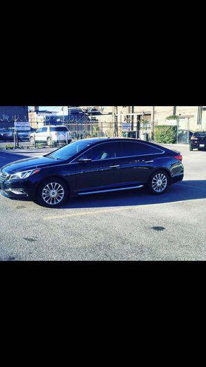 2015 Hyundai Sonata Limited for Sale in Chicago, IL