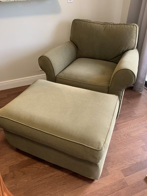 Chair and Ottoman Set for Sale in Highland Beach, FL