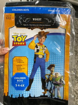 Toy story Woody kids costume for Sale in Corona, CA