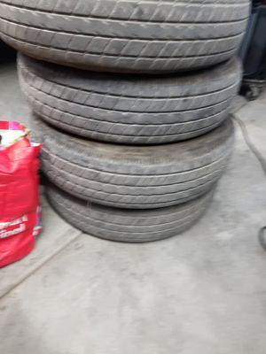 Trailer tires st205/75/15 for Sale in Valley Home, CA