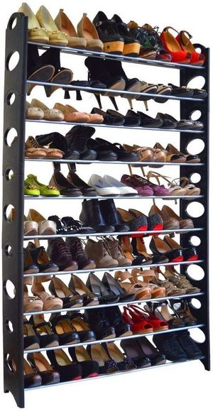 NEW Shoe Rack Shelf Stand Cabinet Storage Organizer Shoe Closet for Sale in Las Vegas, NV