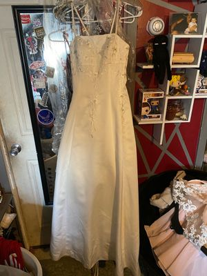 White prom dress for Sale in Levittown, NY