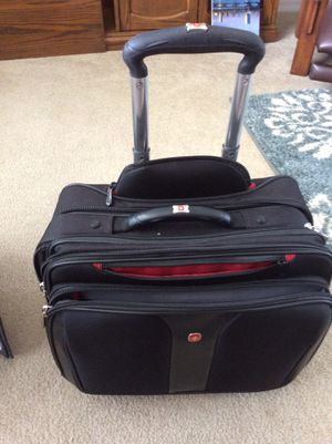 Rolling Laptop Case - Swissgear for Sale in Leesburg, FL