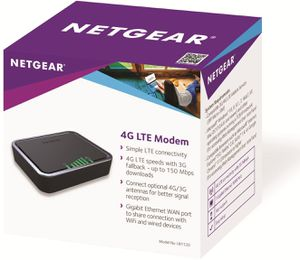 NETGEAR 4G LTE Broadband Modem - Use LTE as Primary Internet Connection (LB1120) for Sale in Covina, CA