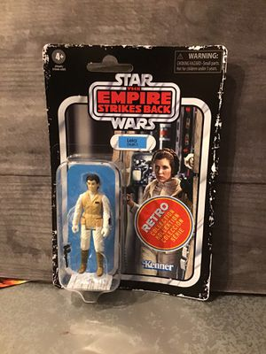 Star Wars The Empire Strikes Back Leia Retro Collection for Sale in Fort Lauderdale, FL