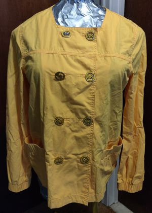Jacket- Michael Kors-Size S-Taxi Yellow for Sale in TN OF TONA, NY