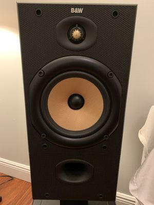 B&W DM602 Speakers, Like New for Sale in Fort Lauderdale, FL