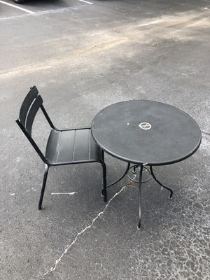 Outdoor restaurant furniture for Sale in Palm Harbor, FL