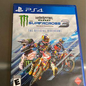 Supercross 3 for Sale in Phoenix, AZ