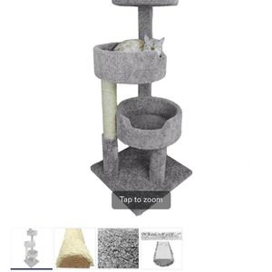 "52"" Grey Cat Condo for Sale in Los Angeles, CA"