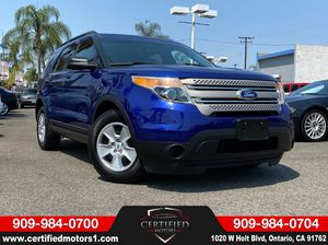 2014 Ford Explorer for Sale in Ontario, CA