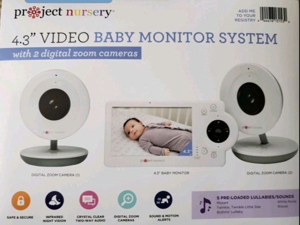 Project Nursery Baby Video Monitoring System
