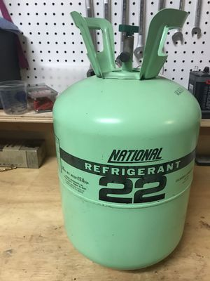 Brand New 30 Lbs R22 Freon for Sale in Lake Elsinore, CA