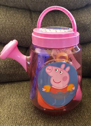 Peppa Pig Watering Set for Sale in Whittier, CA