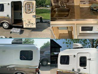 ✹This is an Vintage Camper amazing looks. It large and roomy.✹ for Sale in San Angelo,  TX