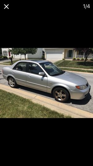 03 Mazda protege 173xxx miles best offer for Sale in Baltimore, MD