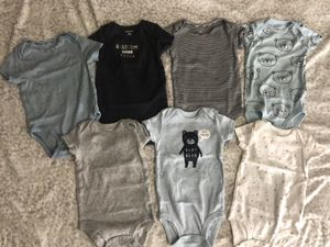 6 & 6-9 month boy clothes for Sale in Hayward, CA