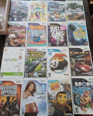 Wii games for Sale in Tijuana, MX