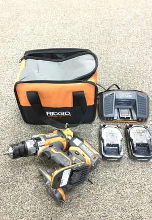 RIGID Impact Drill Set for Sale in Port St. Lucie, FL