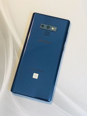 Samsung Galaxy Note 9 (128 GB) Unlocked With Warranty for Sale in Somerville, MA