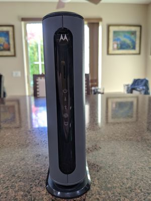 Motorola MB8600 DOCSIS 3.1 Cable Modem for Sale in Tigard, OR