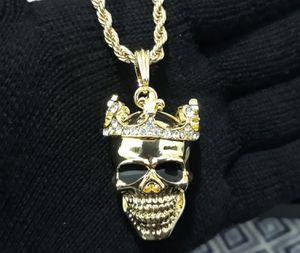 Crowned Skull King Pendant for Sale in Los Angeles, CA