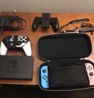 Nintendo switch for Sale in Hurst, TX