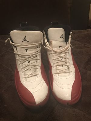 Size 15 Jordan XII Retro 2009 Cherry for Sale in Lewisburg, PA