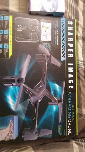 Sharper Image Streaming Drone, & Vision VR Headset for Sale in West Palm Beach, FL
