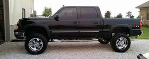 Chevy Silverado 05 Crew Cab excellent running for Sale in Baltimore, MD