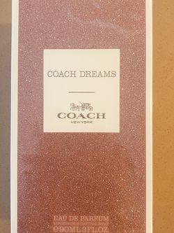 Coach Dreams Perfume 90ML/3FL OZ (New) for Sale in Irvine,  CA
