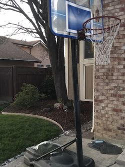 Free basketball hoop for Sale in Sacramento,  CA